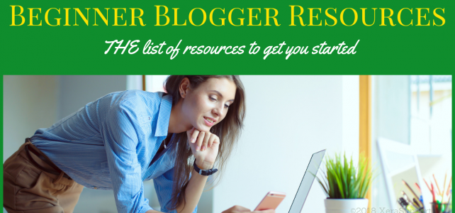 Blogging 101: Beginner Blogging Resources