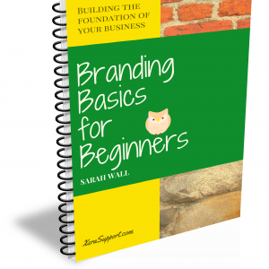 Branding Basics for Beginners Workbook