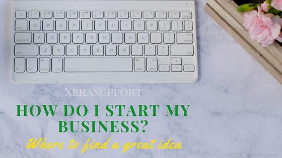 How do I start my business?