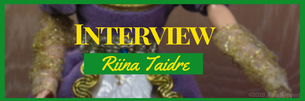 Interview with Riina Taidre of Riana's Doll Closet