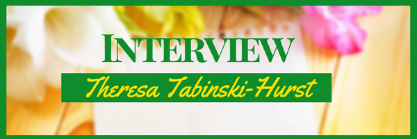 Interview with Theresa on her supportive team business