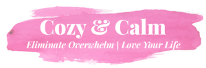 Stephanie Gatewood's blog Cozy and Calm is helping women find time freedom.