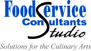 Stephanie's main business Food Service Consultants business logo