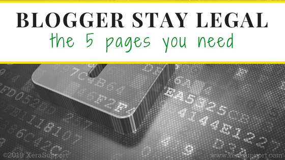 The 5 Pages You Need to Legally Protect Yourself