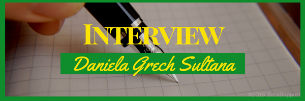 Interview with Writer Daniela Grech Sultana