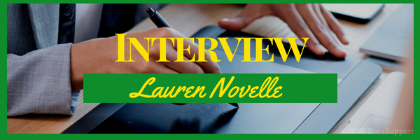 Interview with Graphic Designer Lauren Novelle