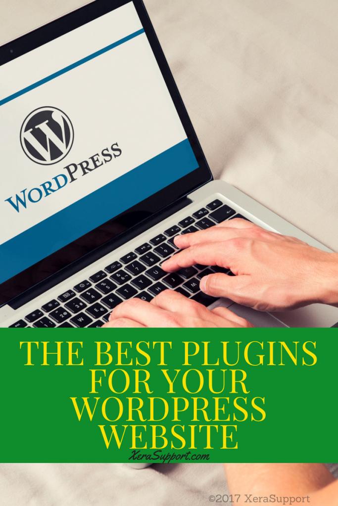 WordPress plugins pin
