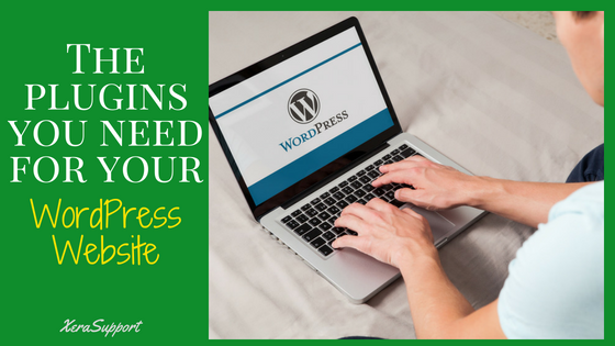 What WordPress plugins do you need?