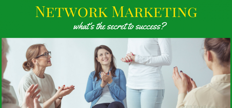 The Secret to Building your Network Marketing Business