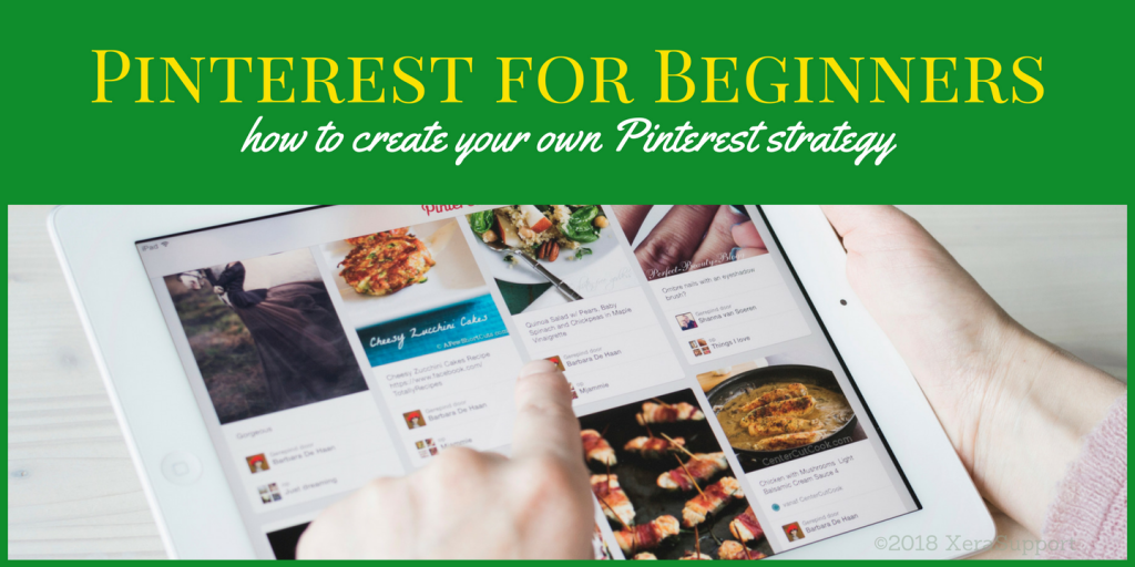 Pinterest for beginners - a strategy guide for the confused