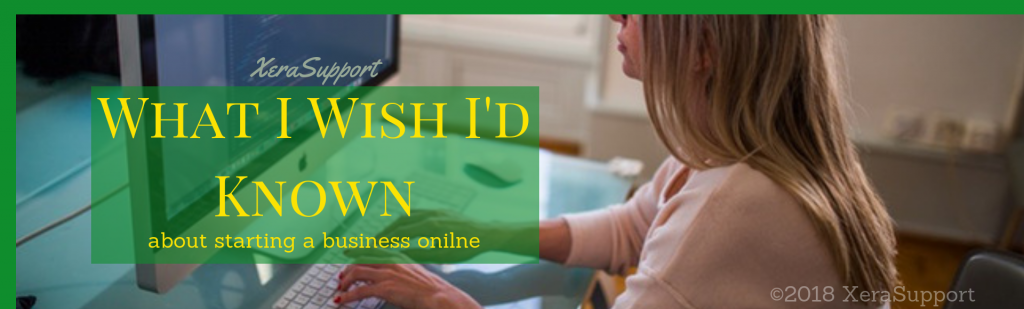 Starting online business is tricky. Here's what I wish I'd known.