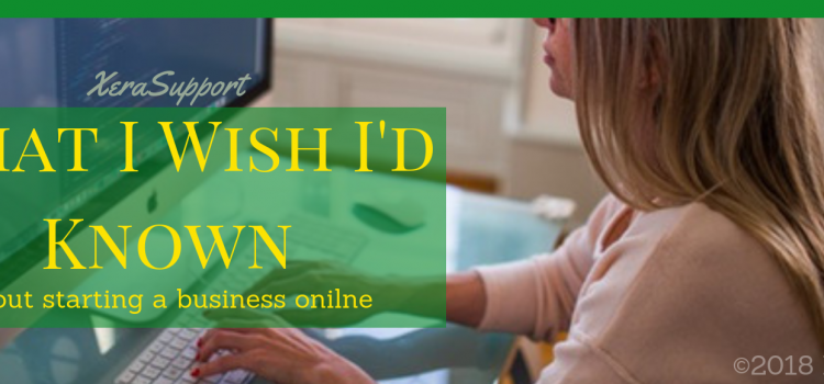 What I Wish I Knew When Starting Online Business