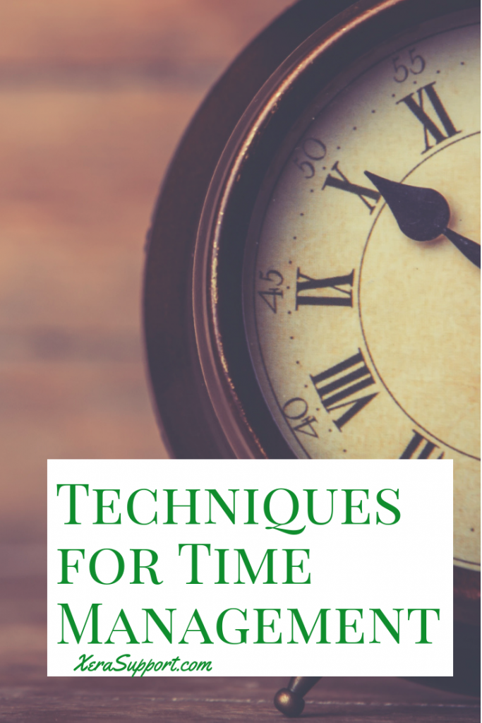 Managing your time is so important, but it can be so tricky to do. Using the right techniques for time management can make a big difference.