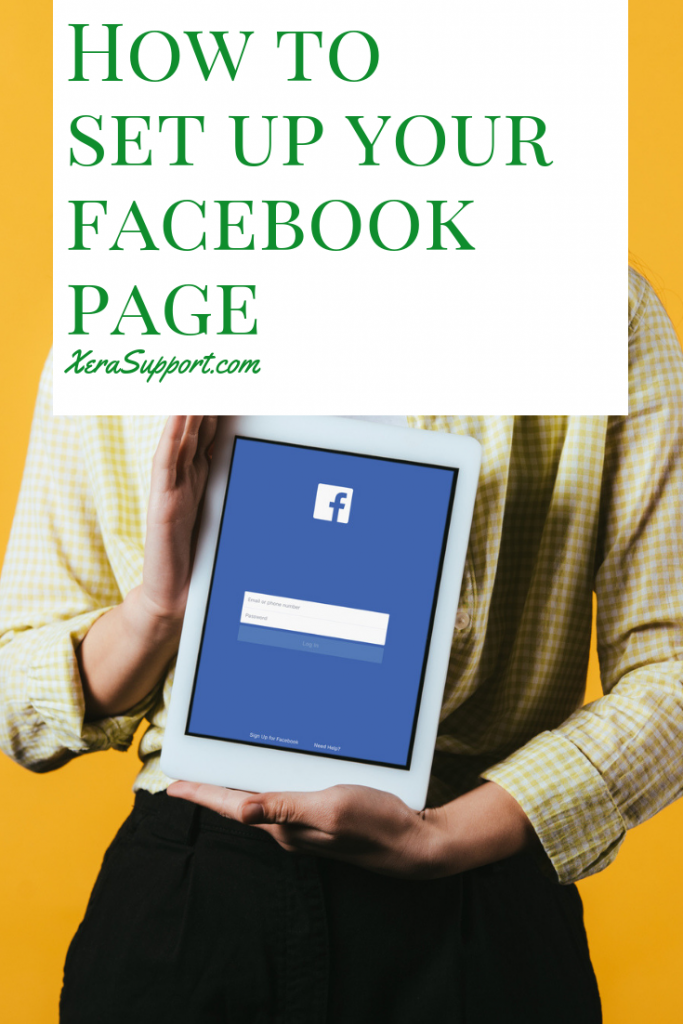 Your business needs to be on Facebook. Here's how to set up a Facebook page for your blog or business, in 10 simple steps. It's easy!