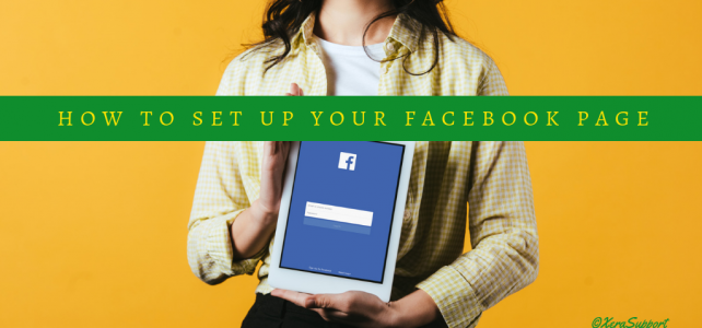 How to: Set up a Facebook Page for your Blog or Business