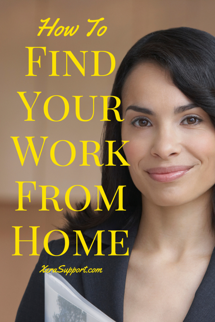 You want to find real work, that pays well, and works with your schedule, from home.  Is it possible? Here's how to find your work from home.