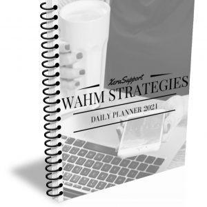 WAHM Strategies Planner