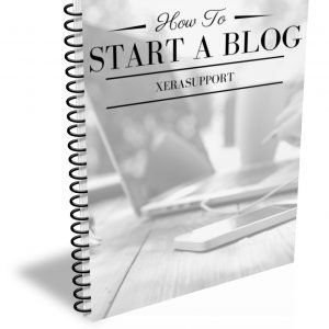 Start a Blog Workbook