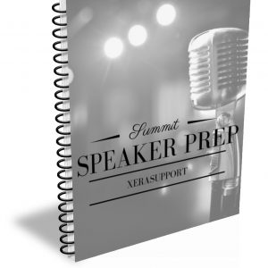 Simple Summit Speaker Prep Checklist
